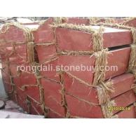 中国红花岗石~护栏~路沿石~各种异型加工