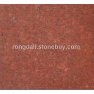 荥经红花岗岩,岩光面,烧面,荔枝面。中国红花岗石报价