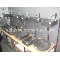 天青石、石灰石洗手盆