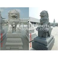 专业石狮子雕刻厂家 惠安石雕厂