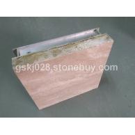 供应新型石材保温复合一体板
