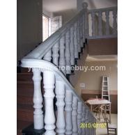 楼梯扶手实例