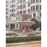 黄金麻水钵 喷泉 18660260725高小姐