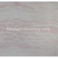 粉红玫瑰大理石复合板