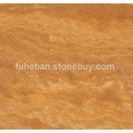 黄金洞石(红底)石材复合板