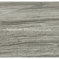 雅典灰木纹石材复合板