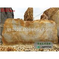 批发天然景观石、刻字景观石、园林景观石、景观石价格