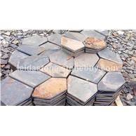 地铺石   自然石