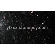 新信兴石材 进口金沙黑(黑金沙)中金点,小金点 承接工程,成品,光板等