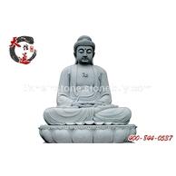 石雕佛像,阿弥陀佛【西方三圣】,佛像雕塑