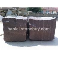 紫木纹砂岩小方石