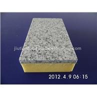 白麻光面保温石材(PU)