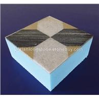大理石拼花保温复合板(适用于室内)
