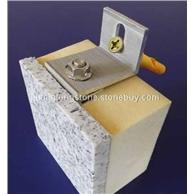 石材保温装饰一体板(背栓系统)2