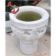 厂家直销仿古鱼缸、石雕鱼缸、石雕花盆、石雕花钵