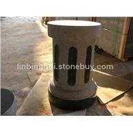 芝麻黑香炉 G655芝麻灰花岗岩 G641乔治亚灰 芝麻白G603石材 黄锈石G682 芝麻黑干挂板