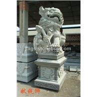 福建石雕 专业福建石雕  狮子雕塑 栩栩如生