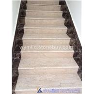专业生产加工销售工装酒店楼梯踏步石材【自有矿山,货源稳定】