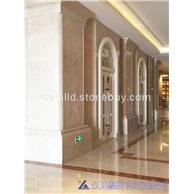 酒店电梯门套石材,天然石材【自有矿山,货源稳定】