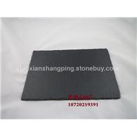 专业生产板岩 文化石 天然黑色石板瓦 青石板 仿古屋顶瓦片岩