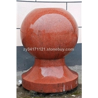 中国红石材异型材