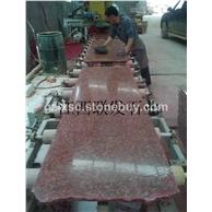江西红色映山红石材加工生产