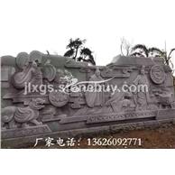 石材浮雕壁画 人物景观壁雕  寺庙古建浮雕