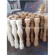 黄木纹花瓶柱