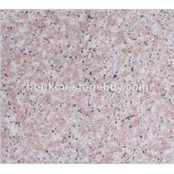 红色花岗岩石材 干挂地铺 粉红色石材 国内工程定做 薄利多销