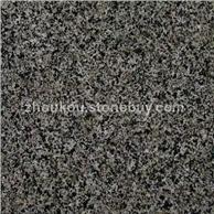 芝麻灰石材 深灰色花岗岩 灰色路沿石 灰色广场地铺