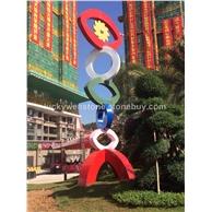 游乐园玻璃钢雕塑 中式砂岩浮雕