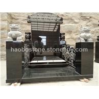 供应 中式墓石 国内墓碑 中国墓碑 石雕