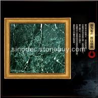 台湾大花绿大理石 天然绿色大理石墙面地面石材台面板