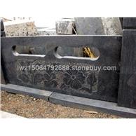 青石栏板  石雕栏板  浮雕栏板