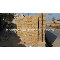 虎皮黄蘑菇石文化石外墙砖