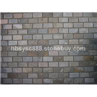 粉石英平板石胶黏板河北邢台石材厂家