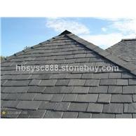 黑色石材瓦板紫色瓦板