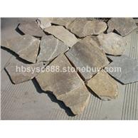 灰色乱型石黄木纹乱型石