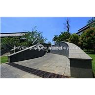 海仓-天然大理石-玄武岩-火山岩-洞石-办公楼室内外墙地面-文化砖 (2)