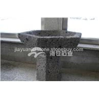 海仓-玄武岩-火山岩-天然大理石-工艺品-雕刻1