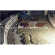 石英砂硅砂彩砂砾石石子