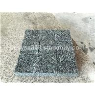 黑色地砖绿色板岩