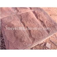 红砂岩蘑菇石文化石山峰石
