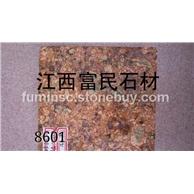 江西石材富贵红,代代红,映山红花岗岩石材广场