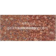 江西石材水头石头批发8604石材映山红富贵红花岗石