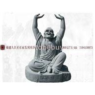 石雕佛像 十八罗汉人物雕像 神话人物雕像