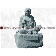 石雕十八罗汉 佛像雕像 寺庙景观佛像雕像