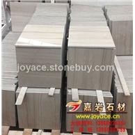 云浮石材厂家 首选嘉岩 雅典灰木纹薄板305*305*10mm 建筑石材