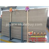 嘉岩石材 现货供应 贵州典雅木纹大理石大板