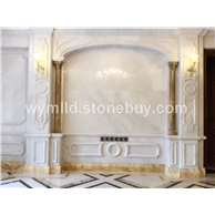 壁炉装饰石材【自有矿山,货源稳定】壁炉大理石石材装饰